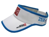 Visera Compressport - blanca