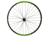 Rueda delantera MTB XCR SL 29 boost eje 15mm disco center lock negro verde