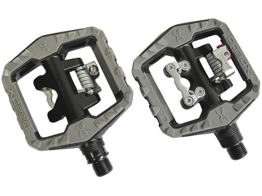 Pedales XPEDO T-Force 2 mixtos Compatibles SPD Shimano