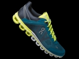 Zapatillas running On Cloudflow Petrol Neon